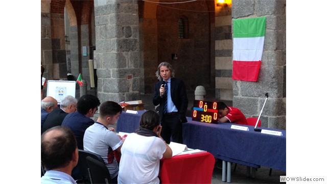 il Dirigente Scolastico Guido Garlati