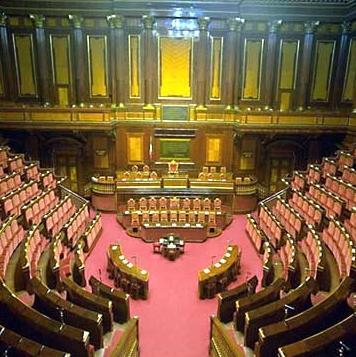 Visita al parlamento iis mos bianchi for Parlamento on line